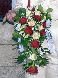 Blumen Eck Klugel Brautstrausse